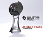 Jollibee Foods Corporation Recognized with Two Global Employer...