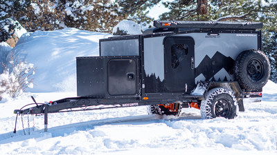 Boreas Campers is thrilled to announce their 2021 offroad camper trailer models will all come with Cruisemaster suspension. Boreas Campers is the first North American camper manufacturer to install the Australian brand that is synonymous with overland prowess.