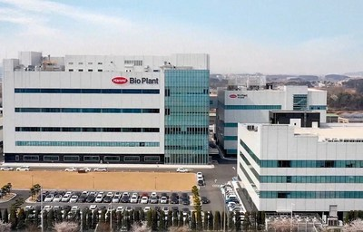 A view of the Pyeongtaek Bio Plant of Hanmi Pharmaceutical Co., Ltd.