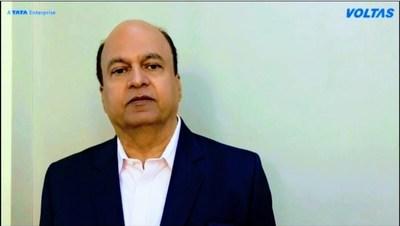 Mr. Pradeep Bakshi, MD & CEO, Voltas Limited