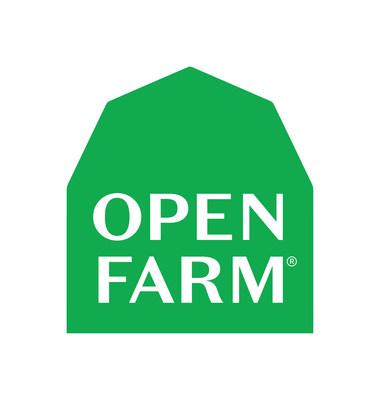 Open Farm Logo (CNW Group/Open Farm Pet Food)