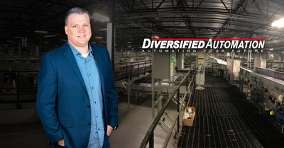 Diversified Automation President Tony Young