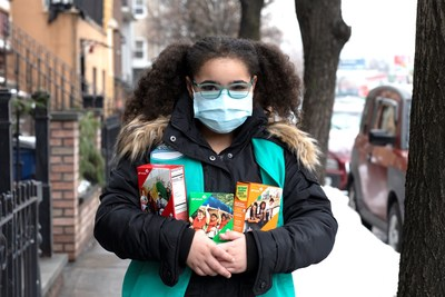 Girl Scouts kicked off the 2021 Girl Scout Cookie season nationally, during a challenging time when many Girl Scouts are selling in creative, socially distant, and contact-free ways to keep themselves and their customers safe. Visit www.girlscoutcookies.org for more information.