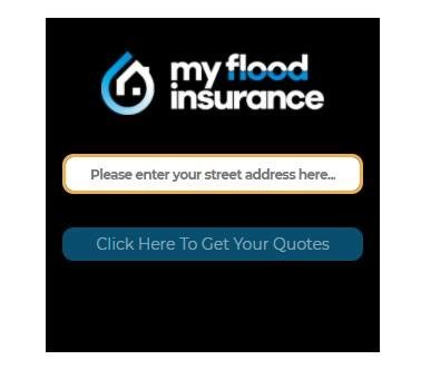 The My Flood Insurance widget can be added to any website to allow for direct access to the quoting system.