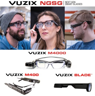 Vuzix Smart Glasses at CES 2021