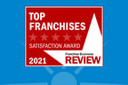 Brightway Insurance named a Top Franchise by Franchise Business Review seventh time