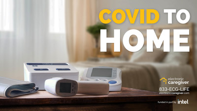 Electronic Caregiver's COVID to Home program is designed to reduce constraints on hospital capacity while providing care to recovering COVID-19 patients.