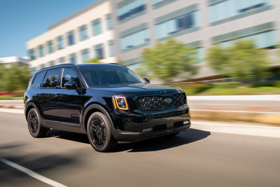 Kia Telluride named The Car Connection's Best Family Car to Buy 2021.