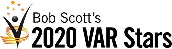Bob Scott's 2020 VAR Stars Logo
