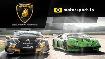 Home for all of Lamborgini's road car releases and teasers.