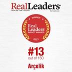 Arçelik Named as One of the Real Leaders Top 150 Impact Companies ...