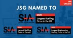 JSG Named to Three Staffing Industry Analysts' Lists for 2020...