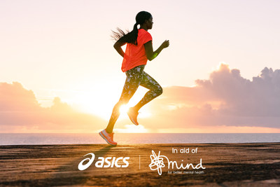 ASICS is moving minds at sunrise to spread positivity