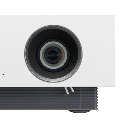 The LG CineBeam 4K UHD Laser Projector (model HU810P) is designed to deliver an authentic movie theater experience to consumers in the comfort of their own homes.