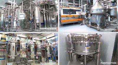 Hanmi Pharmaceutical Co., Ltd Bio Plant manufacturing and Development facilities. (PRNewsfoto/Hanmi Pharmaceutical)