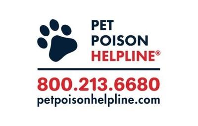 (PRNewsfoto/Pet Poison Helpline)