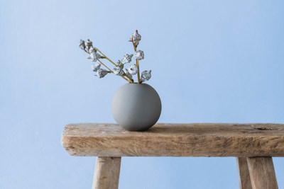 "Dunn-Edwards names the Color of the Year as ""Wild Blue Yonder,"" a light, airy and soothing pale blue."