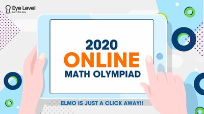 Eye Level's first digital Math Olympiad was held online in most countries in the month of November 2020.