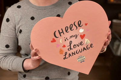 Nominate and surprise a cheese obsessed friend, sibling, significant other, coworker - you name it, to receive one of 500 limited edition gift boxes from Wisconsin, The State of Cheese! Arriving just in time for Valentine's Day, it is the perfect gift to show you care.