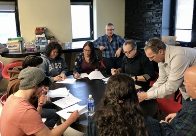 PLATO Testing Trains and Employs Members of First Nations, Métis, and Inuit Communities As Software Testers Across the Country (CNW Group/PLATO Testing)