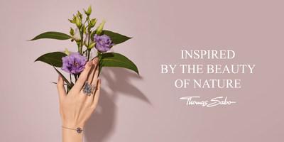 Oda a la naturaleza: THOMAS SABO lanza las colecciones primavera/verano 2021