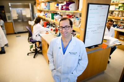 Dr. William H. Peranteau, senior author of the study