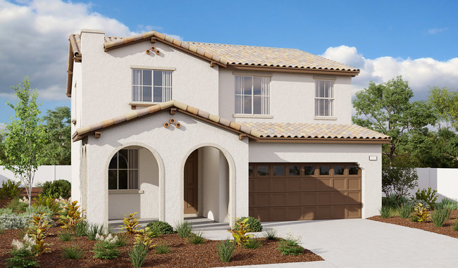 The Lapis model home is opening for tours at Richmond American's Seasons at McSweeny Farms community in Hemet, CA.