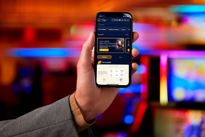 WynnBET, Wynn's mobile betting app, now collecting qualifying entries for exclusive promotion in New Jersey. Photo credit: Bonnie Holland