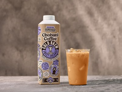 Chobani™ Coffee's Cold Brew with Sweet Creamer and Cold Brew with Vanilla are each made from farm-fresh milk and made with only natural ingredients, no artificial flavors or sweeteners, and no preservatives.