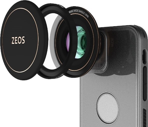 ZEOS Pro Magnetic Lens System