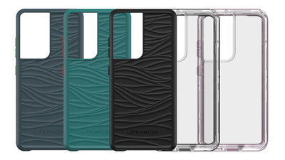 LifeProof WĀKE and NËXT for Galaxy S21 5G, Galaxy S21+ 5G, Galaxy S21 Ultra 5G are available now at lifeproof.com.