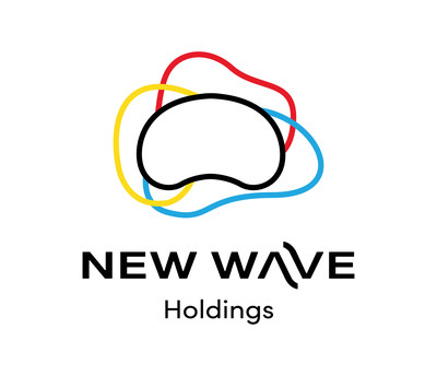Logo New Wave Holdings (Groupe CNW / New Wave Holdings Corp.)