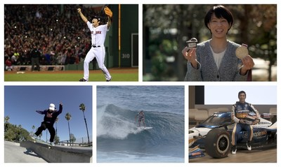 CNN's 'Local Hero' meets five iconic Japanese athletes ahead of the Tokyo Olympics