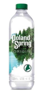 Poland Spring® ORIGIN bottle
