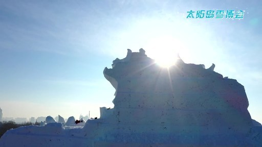Harbin Harnesses Ice, Snow for Tourism Growth...