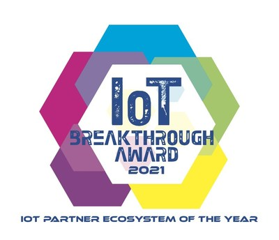 "Johnson Controls named ""IoT Partner Ecosystem of the Year"""