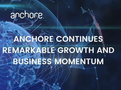 Anchore, the leading experts in continuous security and compliance for containers, today announced strong growth and continued business momentum heading into 2021.