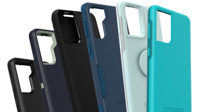 OtterBox Announces New Cases for Samsung Galaxy S21 5G, Galaxy S21+ 5G, Galaxy S21 Ultra 5G