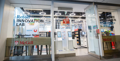 Located on the McGill University campus, the new retail innovation lab at the Bensadoun School of Retail Management opens in partnership with Alimentation Couche-Tard. (CNW Group/Alimentation Couche-Tard Inc.)