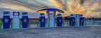快速充电站的部署:创纪录的Québec最大的公共充电网络!