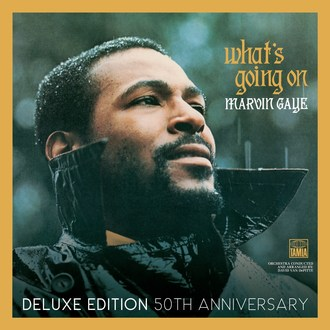 Motown and UMe Celebrate MARVIN GAYE'S WHAT'S GOING ON With 3