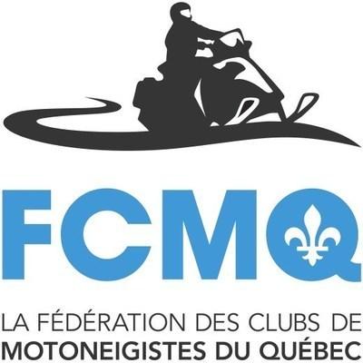 Logo : Fédération des clubs de motoneigistes du Québec (Groupe CNW/Fédération des clubs de motoneigistes du Québec)