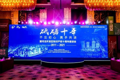 Caohejing 10th Anniversary of Intellectual Property