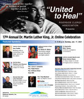 Local, State, National Leaders to Call for Unity at MLK Event...