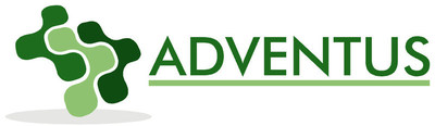 Adventus Mining Corporation Logo (CNW Group/Adventus Mining Corporation)