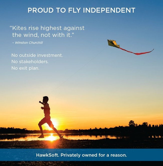 HawkSoft Commits to Remaining a Privately Owned Agency Management System