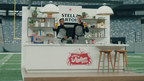 Stella Artois Suits Up With Former Giants Teammates, Eli Manning...