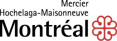 Logo de Arrondissement Mercier-Hochelaga-Maisonneuve (Ville de Montréal) (Groupe CNW/Ville de Montréal - Arrondissement Mercier - Hochelaga-Maisonneuve)