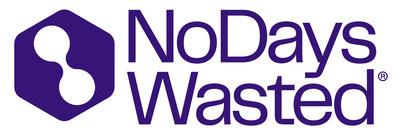 No Days Wasted Logo (PRNewsfoto/No Days Wasted® (NDW Labs Inc.))