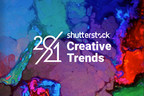 Shutterstock Releases 10th Anniversary Edition of its 2021 Creative Trends Report